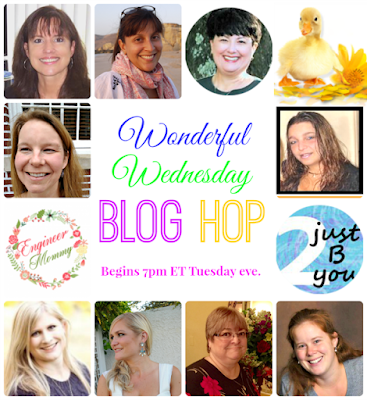 bloghop, linkup