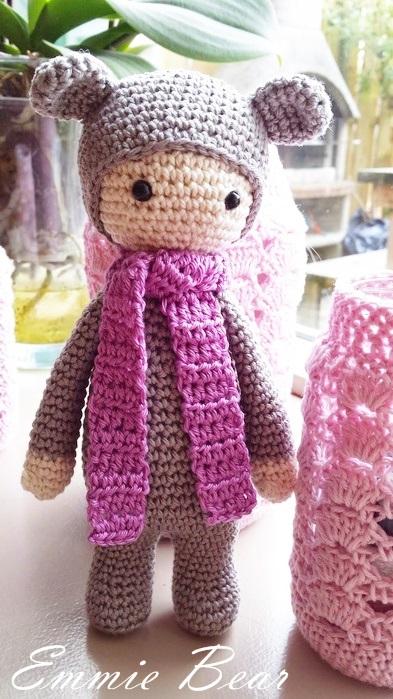 Amigurumi Ayıcık Yapılışı-amigurumi free pattern bear | Crochet ... | 699x393