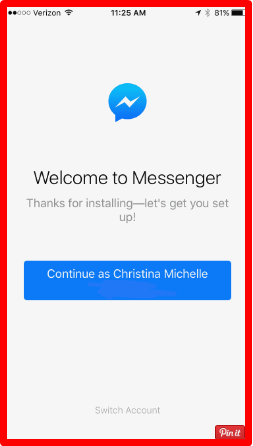 Messenger App Download