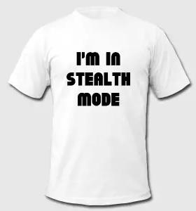 Stealth this Shirt