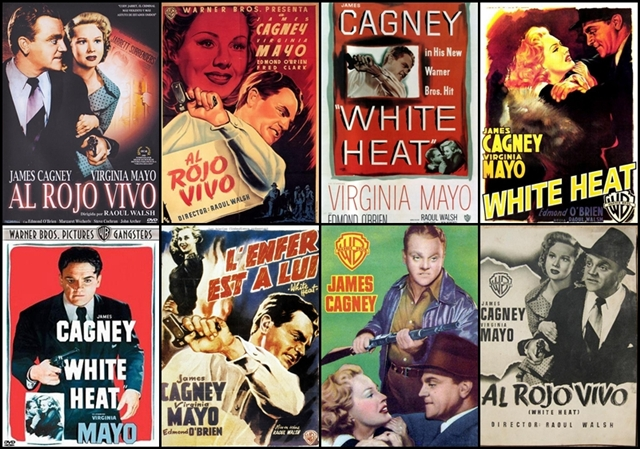 rojo vivo, Raoul Walsh, White Heat