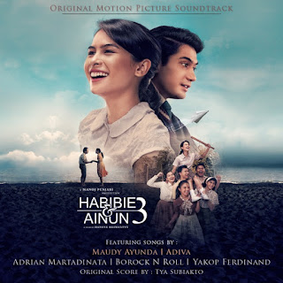 Various Artists - Habibie & Ainun 3 (Original Motion Picture Soundtrack) on iTunes