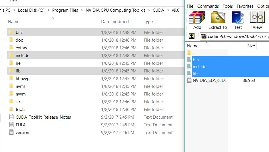 Windows 10] Install TensorFlow With GPU - Hosni Blog