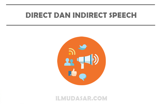 Direct and Indirect Speech : Pengertian, Perbedaan, Contoh