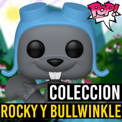 Lista de figuras funko pop de Funko Rocky y Bullwinkle