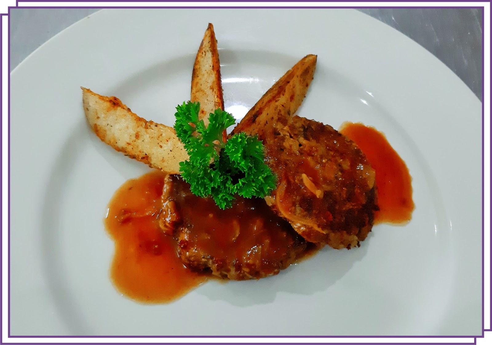 Praktek Continental Food Matoa
