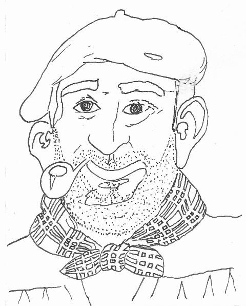 Dibujos De Navidad Del Olentzero.Marrazkiak Eta Horrelakoak Dibujos Y Cosas De Esas