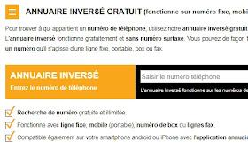 Localiser un numéro de téléphone fixe - Le blog du pangolin