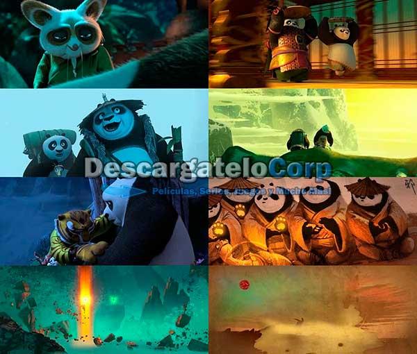 Kung Fu Panda 3 DVDRip Latino