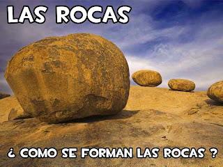 como se forman las rocas - foro de minerales