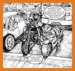 df812a0b8ad KARDUME DO ASFALTO  Frases de Motociclista