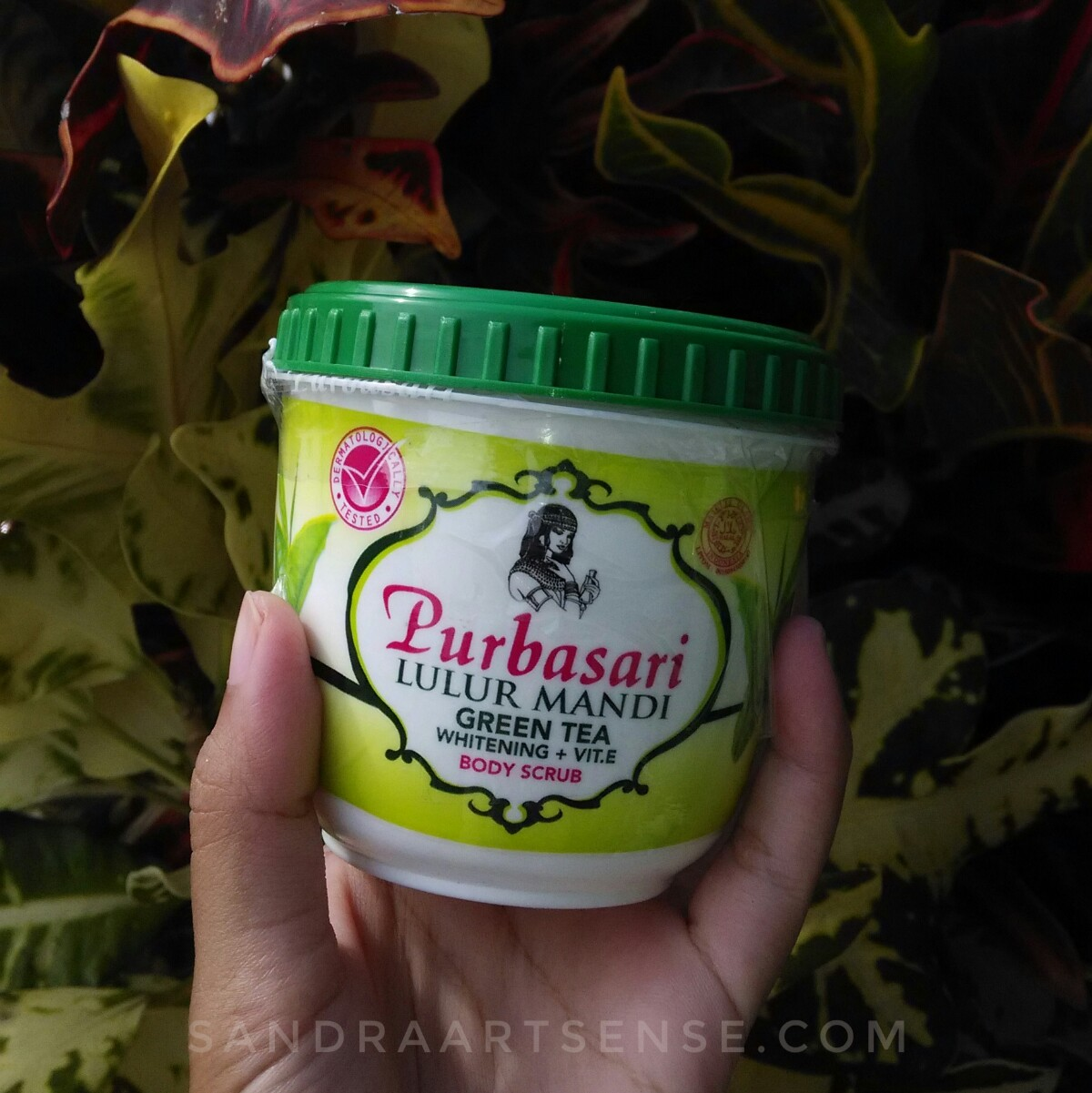 Sandraartsensecom Review Purbasari Green Tea Body Scrub