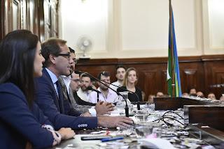 Apertura del Concejo: Garro convocó a un 'gran acuerdo vecinal'