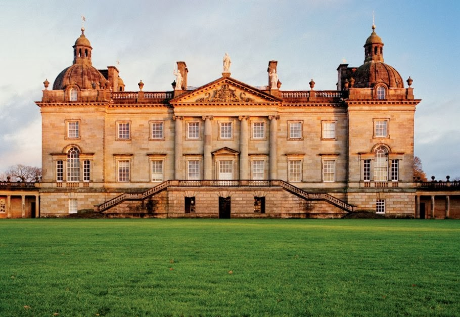 Loveisspeed Houghton Hall Built In The 1720s