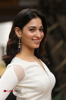 Actress Tamannaah Pictures at Abhinetri Movie Interview 0015.JPG