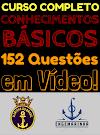 Provas Resolvidas - Conhecimentos Básicos - Concurso para o Corpo de Engenheiros da Marinha