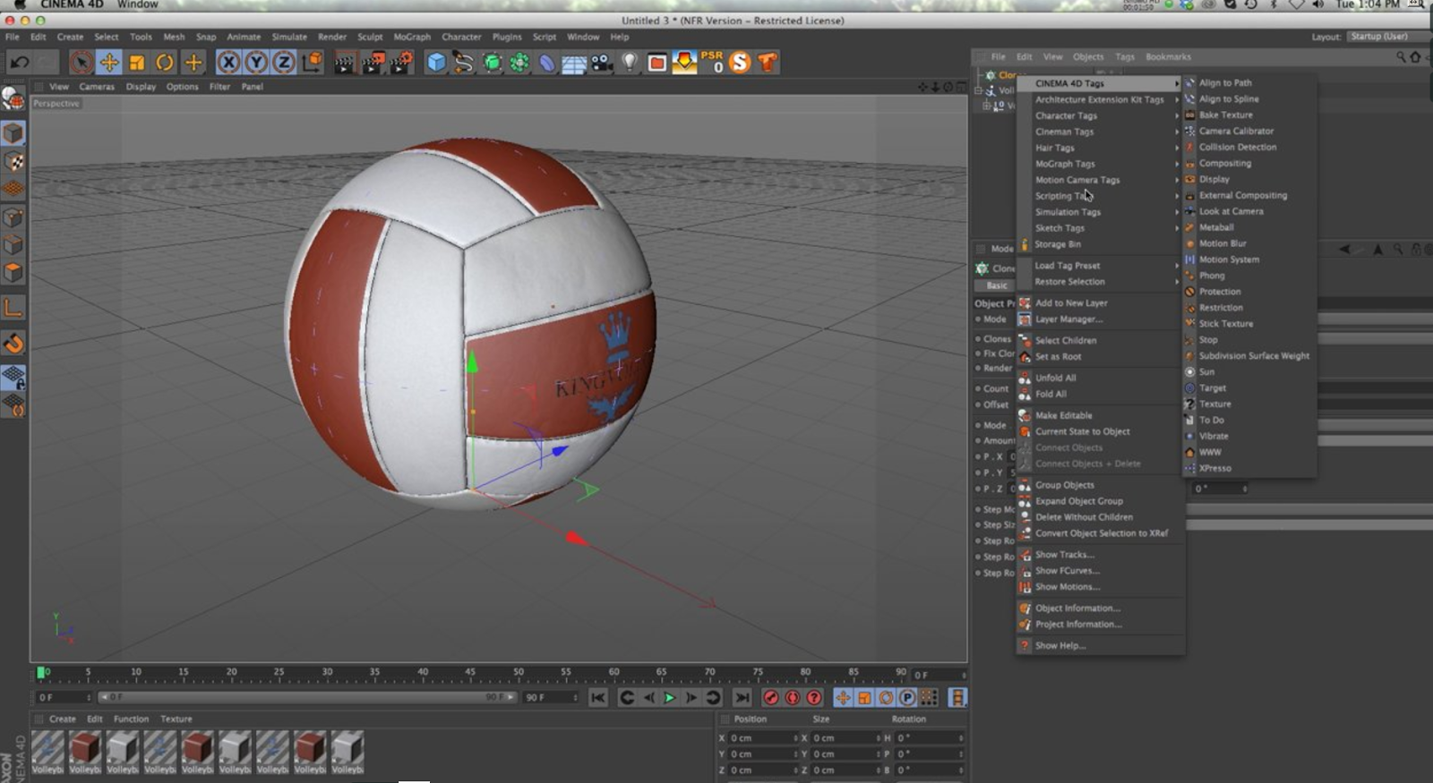 Xrefs and Proxy in Cinema 4D | CG TUTORIAL