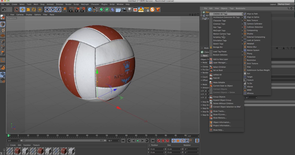 Xrefs and Proxy in Cinema 4D   CG TUTORIAL