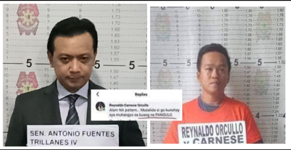 Trillanes defends the salesman who got detained after calling Duterte 'buang': Hindi libelous ang pagsasabi ng totoo!