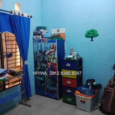Kamar Tidur Anak Rumah Murah Secondary 2 lantai di Jl. Asoka 1 Pasar 1 Ring Road Dekat Ring Road City Walk Medan
