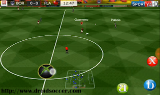 Download FTS 19 Mod FTJ v2 Apk + Data Obb