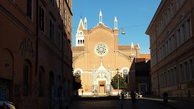 Piazza dell'Immacolata San Lorenzo
