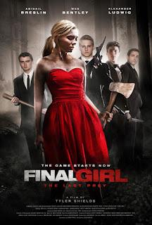 Final Girl (2015) Poster