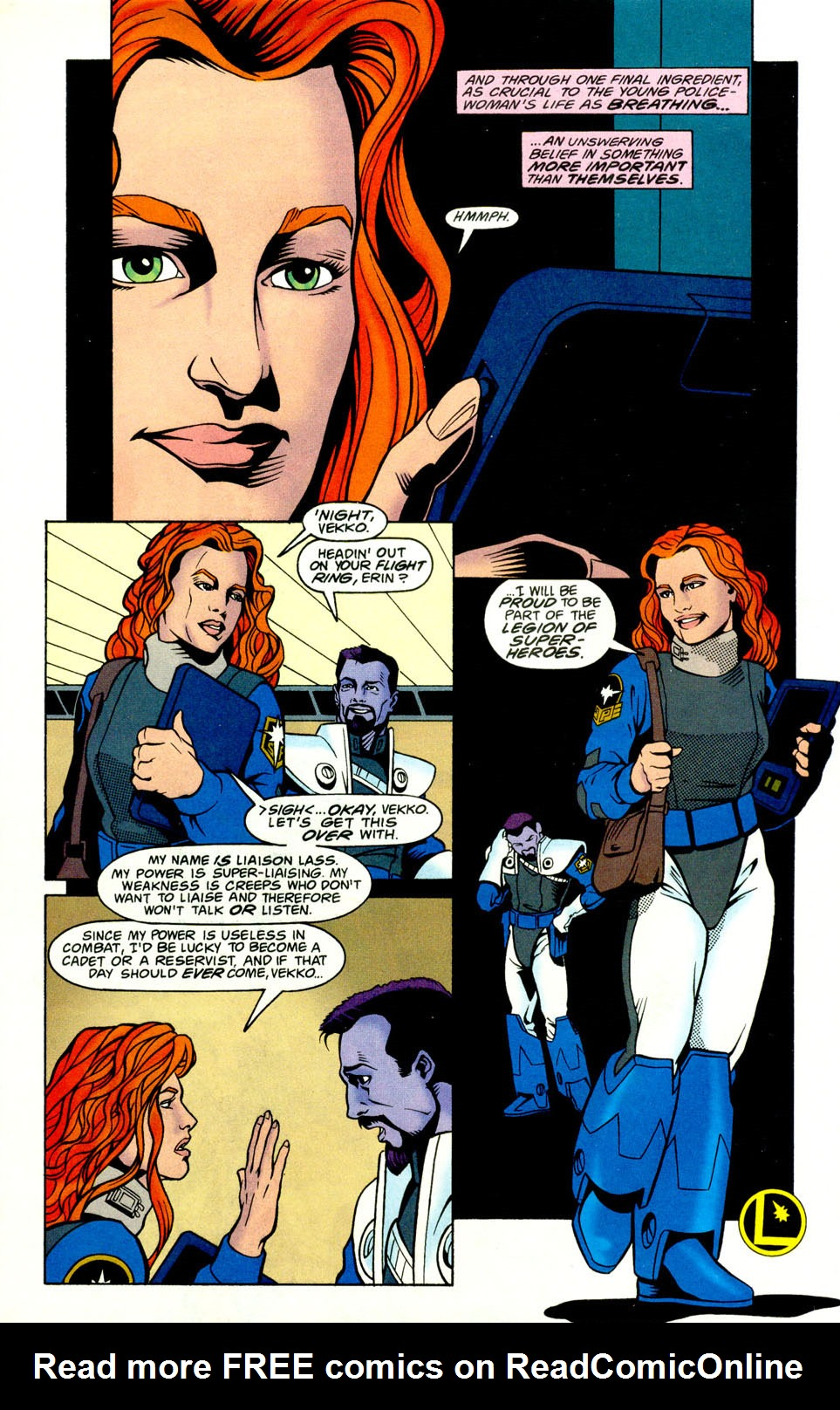Legion of Super-Heroes (1989) _Annual_5 Page 50