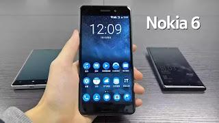 Nokia 6 (2018) vs Nokia 6 (2017): difference