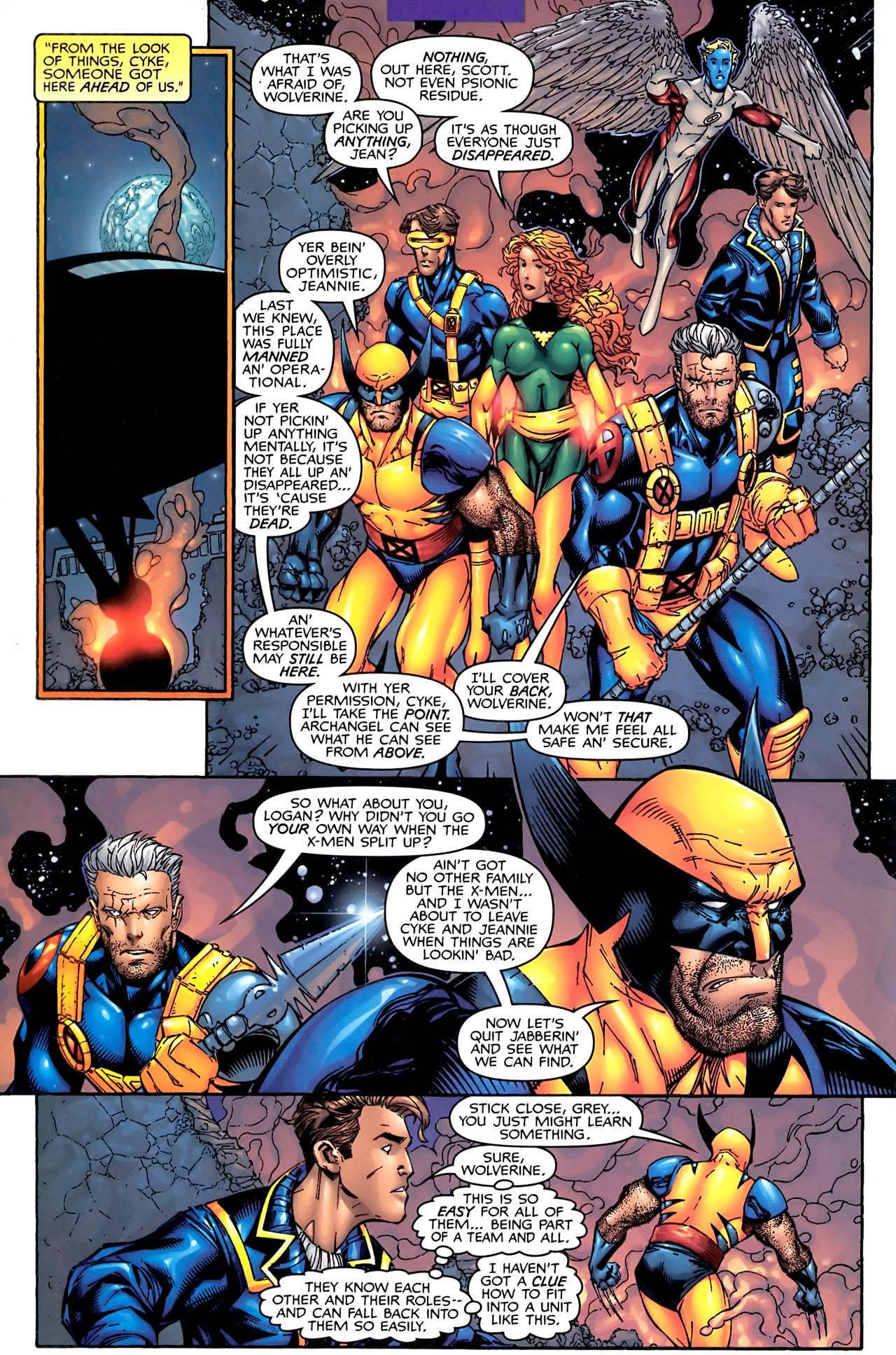 Read online Astonishing X-Men (1999) comic -  Issue #1 - 10