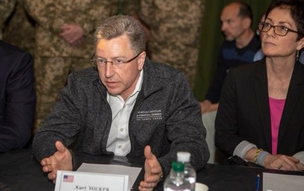 США виступають за миротворців на Донбасі - Волкер