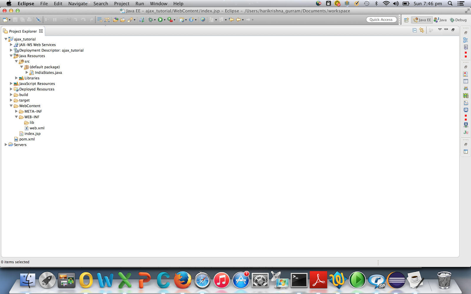 Programming for beginners ajax reading json data from servlet final project structure looks like below baditri Gallery