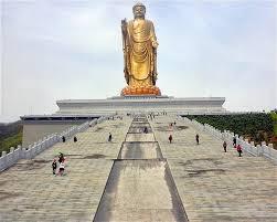 Candi Musim Semi Buddha, Cina