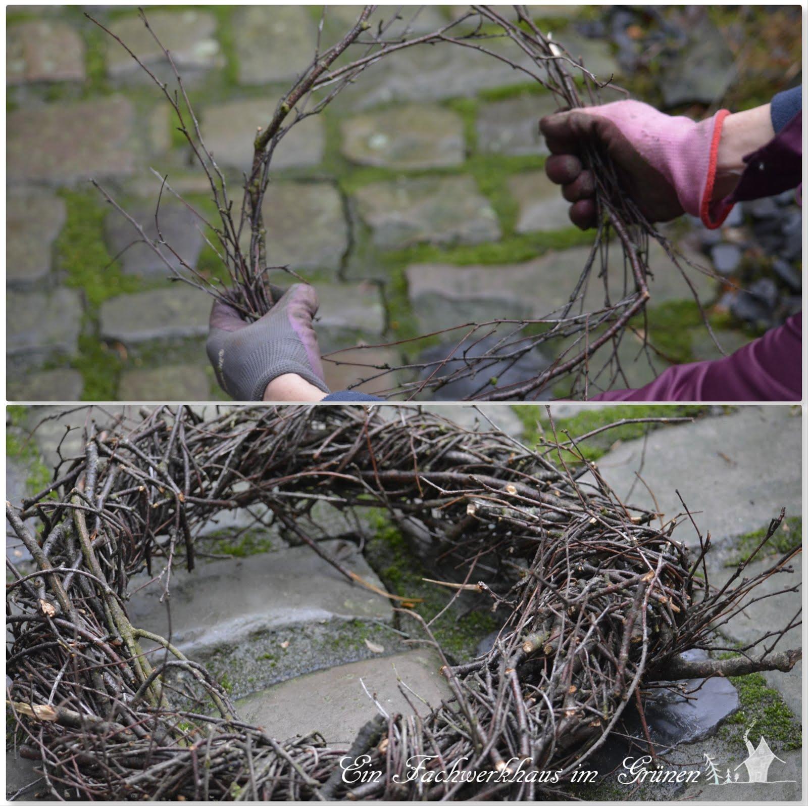 Heimeliges Nest Aus Asten Ein Fachwerkhaus Im Grunen