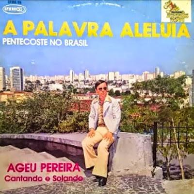 Ageu Pereira-A Palavra Aleluia-
