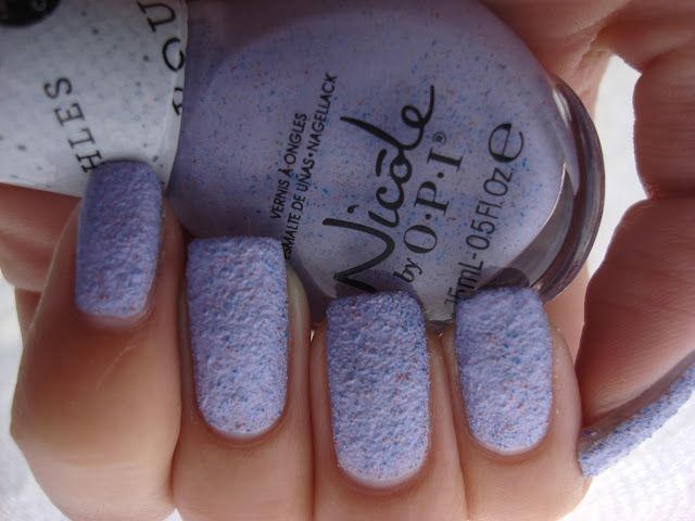 Nicole by OPI - I'm Stucco On You