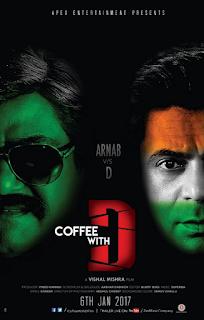 Coffee with D (2017) Hindi DVD Scr  630MB