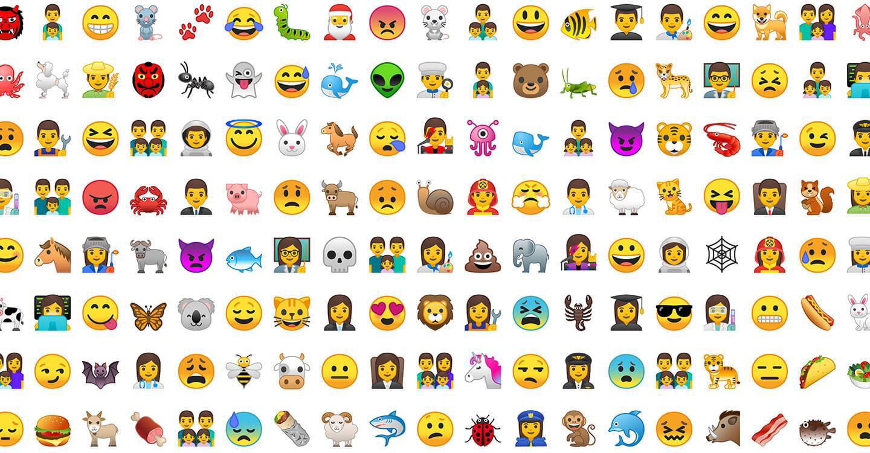 Google kini menghadirkan lebih dari 60 emoji baru