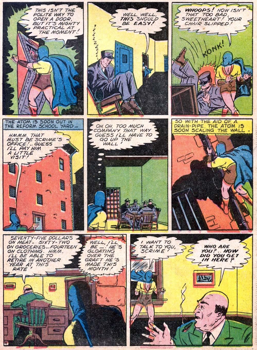 Read online All-American Comics (1939) comic -  Issue #30 - 56