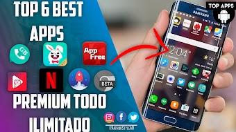 Top Apps Premium Todo Ilimitado Las Mas Buscadas en Android 2018