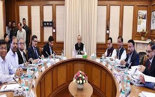 19th meeting of FSDC held in New Delhi