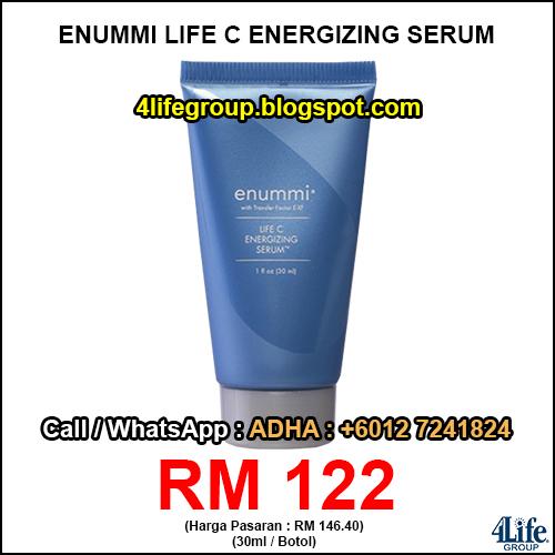 4Life Enummi Life C Energizing Serum