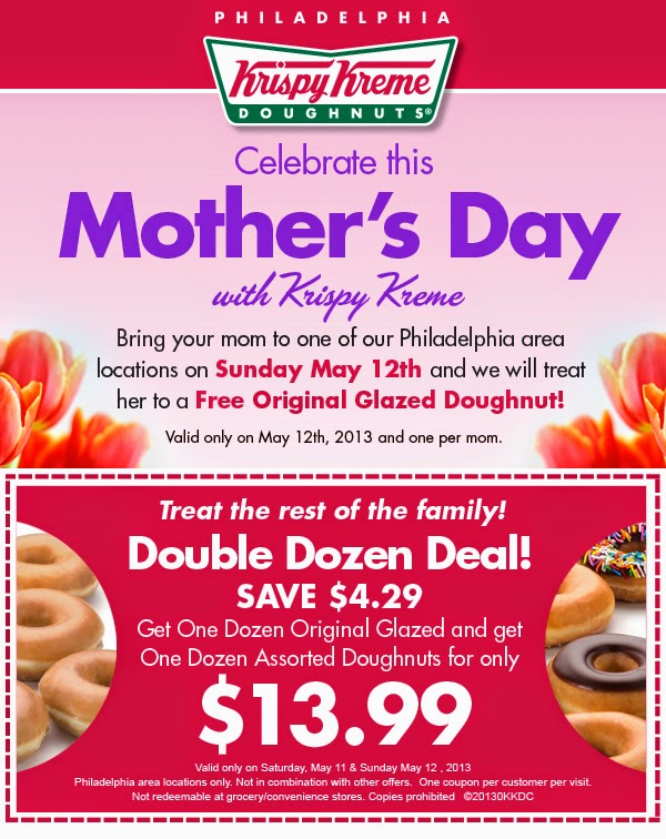 photo about Krispy Kreme Printable Coupons identified as Krispy kreme discount coupons : Cafe promotions zwolle