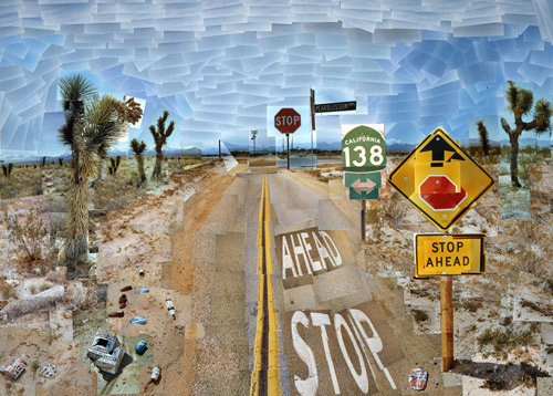 The Art of the Landscape: Talking about Hockney's Landscape Painting