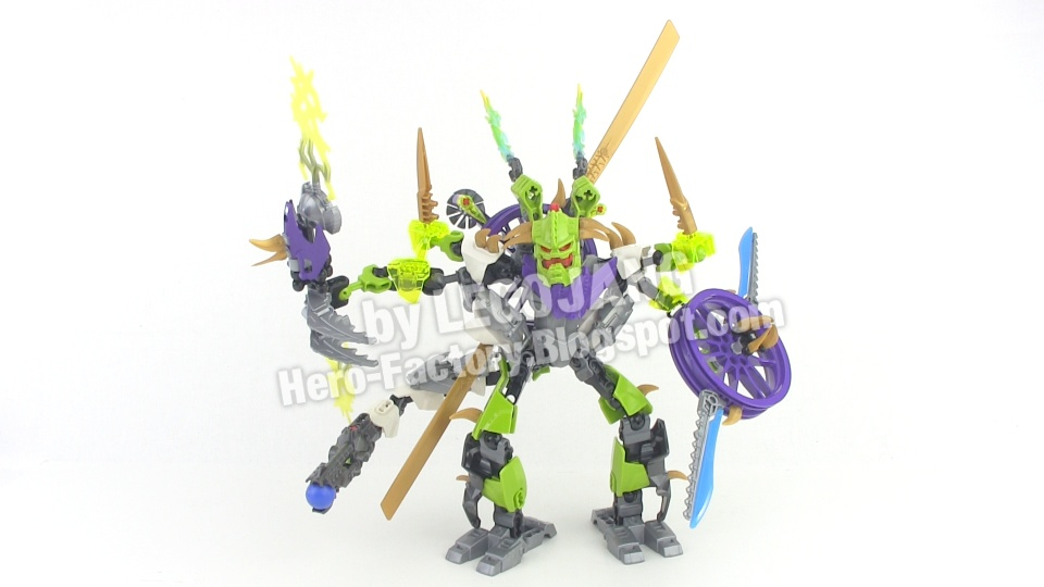 Jangbricks Lego Reviews Mocs Hero Factory Stormer Xl Speeda
