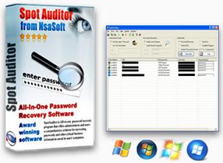Nsasoft SpotAuditor 5.1.1.0 Full Crack
