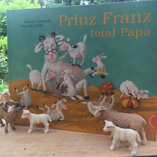 Kinderbuch Prinz Franz total Papa