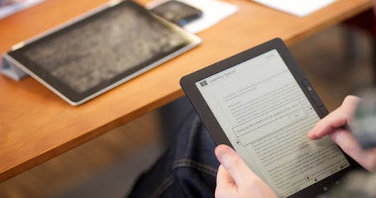 Advantages of E-books and its Importance in Student Life