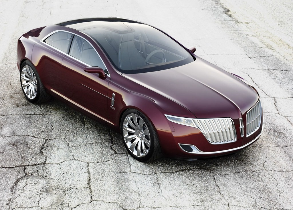 New Classic Cars: Lincoln MKR Car Wallpapers