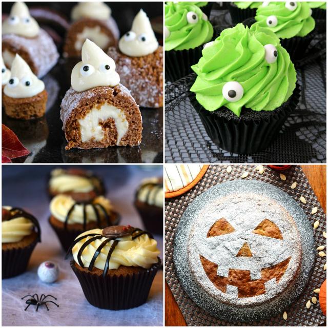 Fun Halloween bakes